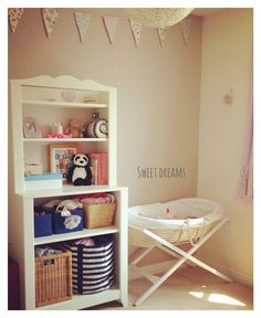 Loved decorating my baby's room :)