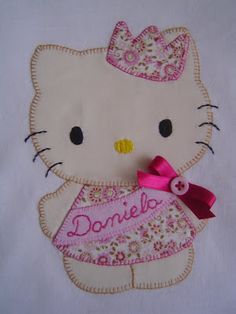 the brave sastrecilla Baby Applique, Applique Patterns, Applique Quilts, Applique Designs, Embroidery Applique, Quilting Designs, Quilt Patterns, Machine Embroidery, Embroidery Designs