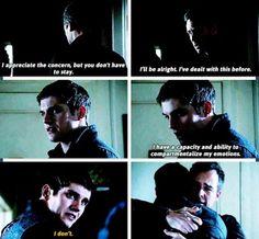 Isaac and Chris