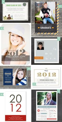 graduation announcements - Google Search