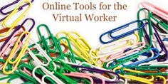 Must have online tools for virtual assistants