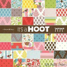 Its a Hoot by Momo for Moda Fabrics