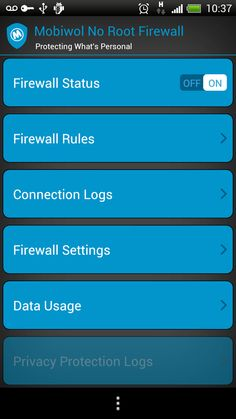 Mobiwol para Android