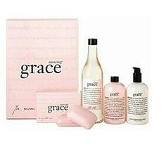Amazing. Grace a beautiful, soft fragrance.