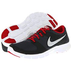 new concept aae24 0a326 Nike flex experience run anthracite gym red black metallic silver