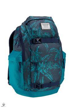 Plecak Burton Kilo 27L Snowboard, Burton, Tropical, Backpacks, Fashion, Backpack Purse, Tropical Prints, Bag, Moda