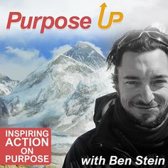 "The Purpose Up Story ""I want to do a podcast,"" A podcast would help me connect with people that could help me on my purpose journey and those listening."