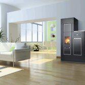 Lohberger AQUA-INSERT+P hout en pelletkachel Aqua, Home Decor, Water, Decoration Home, Room Decor, Interior Decorating