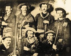 This group of 13th Infantry non-commissioned officers serving in New Mexico…