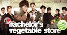 I ♥ Bachelor's Vegetable Store