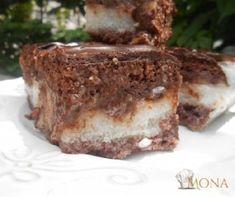 Habroló egyszerűen Recept képpel - Mindmegette.hu - Receptek Paleo Brownies, Kefir, Coleslaw, Tiramisu, French Toast, Breakfast, Ethnic Recipes, Tej, Cukor