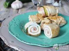 Involtini di Pollo con le Zucchine