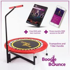 ee3f9ee19ec24d This looks like a fund form or exercise. Bouncing on trampolines for  increased cardio impact