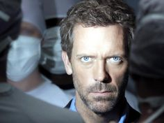 Let's face it. There is just something SEXY about Hugh Laurie!