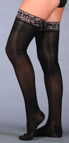 Juzo Naturally Sheer stockings combine the look of fashion sheer hosiery with the benefits of compression therapy. Description from compressionstockings.com. I searched for this on bing.com/images