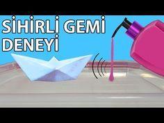 Jelibonlu Hortumlu Deney   İlginç Deneyler   Pratik Bilgiler JR - YouTube