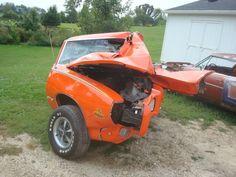 muscle car crash | ACCIDENT DE MUSCLE CAR - Page 2