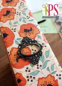DIY Magazine Files (Free Template) - Positively Splendid {Crafts, Sewing, Recipes and Home Decor}