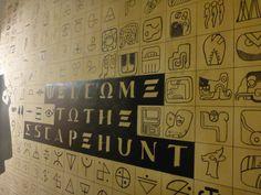 Welkom bij de Escape Hunt