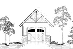 Simple 2 Story Colonial Farm House Plan House Design Plans