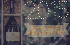 BONNE ANNÉE à toutes et à tous / A very HAPPY NEW YEAR to you all