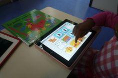 Doigt d'école: blogue d'intégration des TICS Petite Section, Ipad, Internet, Blog, Tablet Computer, App, Computer Science, Management, Preschool