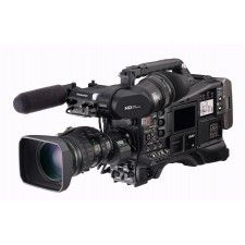 Panasonic AJ-PX5000 AVC-ULTRA P2HD Full HD Memory Card Camcorder with Dual Codec Recording (AJPX5000) / No viewfinder