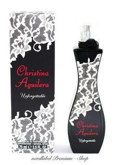 Christina Aguilera Unforgettable Eau de Parfum EDP 75 ml for Woman NEU & OVP!