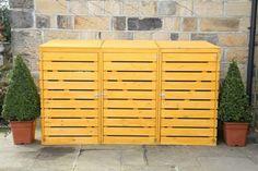 mülltonnenbox selber bauen 3-tonnen-bauanleitung-einfach