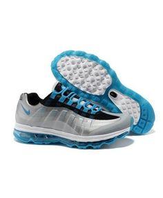 timeless design 20faa a1d06 Cheap Nike Air Max 95 Bb Black Neutral Grey Metallic Silver Blue Sale The  appearance of