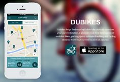 Dubikes: Real-Time Dublin Bikes Information App Launches | Irish Tech News