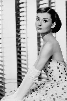 Les plus belles photos d'Audrey Hepburn 19
