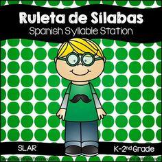 Spanish: Ruleta de Silabas