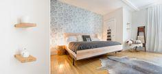 Designholmen home studio by Downey Design, Parkdale, Toronto Interior Photography, Home Studio, Toronto, Master Bedroom, Architecture, Baths, Furniture, Design, Home Decor