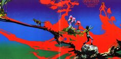 Uriah Heep; Roger Dean- artwork