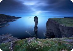 Visit Orkney Islands for stunning beaches.