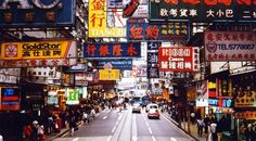 Hong Kong for 24 hours