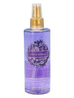 Victoria's Secret Garden Love Spell Refreshing Body Mist Splash 8.4 oz $5.24
