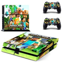 Minecraft ps4 skin for console and controllers #christmasideasforkids