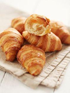 Les célèbres croissants à la française !