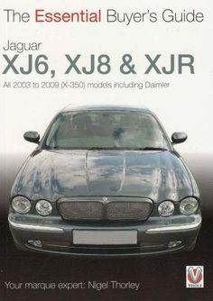 Automoto Bookshop - Jaguar XJ6, XJ8