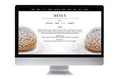 Beta 5 Chocolates by Glasfurd and Walker, via Behance