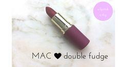 mac double fudge aliexpress review Blue Sparkles, Fudge, Mac, Lipstick, Beauty, Lipsticks, Cosmetology, Poppy