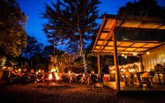 Storytelling over glasses of wine and across the campfire in the iSimangaliso Wetland Park with Makakatana Bay Lodge