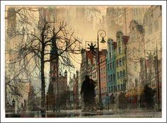 Long Market - Gdansk. By Dariusz Nowicki