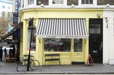 :: Primrose Bakery - Primrose Hill: 69 Gloucester Avenue, London NW1 8LD - Covent Garden: 42 Tavistock Street, London WC2E 7PB ::