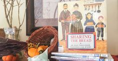 November picture book list from Sarah Mackenzie at  Amongst lovely things and Read aloud revival