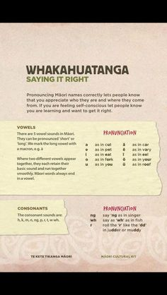 Maori Words, Self Conscious, School Resources, Child Development, Vocabulary, Knowing You, Infographic, Spirituality, Language