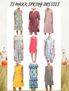TJ Maxx Spring Dress