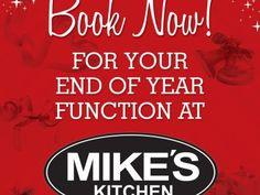 Mike's Kitchen Milnerton & City - Book Now for your End of Year Function End Of Year, City, Kitchen, Books, Cucina, Livros, Cooking, Libros, Kitchens